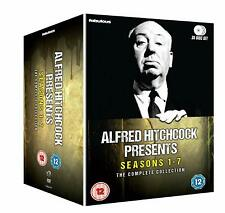 ALFRED HITCHCOCK PRESENTS COMPLETE SERIES 1-7 DVD BOX SET 35 DISC R4 NEW&SEALED