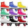 ✅ New Kingdom GB Canvas HI-PE Girls Womens Quad Roller Skates 50% Off Sale ✅