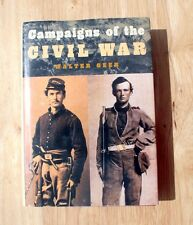CAMPAIGNS OF THE CIVIL WAR BY WALTER GEER HARDCOVER