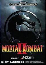 Mortal Kombat Sega Mega Drive PAL Video Games