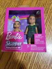 Barbie Skipper Babysitter Inc Siblings Toddler Tommy Baby Krissy