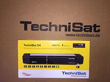 TechniSat TechniBox S4, 0000/4734, schwarz,HDTV-Satellitenreceiver,  neu OVP