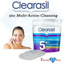 Clearasil Ultra 5in1 Cleansing Pads Removes Dirt Unblocks Pores Exfoliates