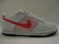 Nike Freizeit-Turnschuhe/- Sneaker für Mädchen aus Leder mit Schnürsenkeln