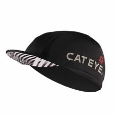 CatEye Cycling Wind Proof Cap Anti-sweat Breathable Outdoor Sport Sun Hat Black