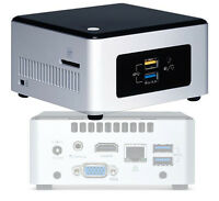 Intel NUC5CPYH Next Unit of Computing (NUC) Celeron (N3050) 1.6GHz Up to 8GB