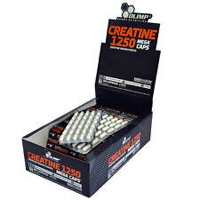 Olimp Creatine Mega Caps 120 Kapseln Creatin Kreatin Monohydrate Anabolic Pills