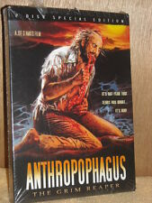Anthropophagus: The Grim Reaper (DVD, 2005)