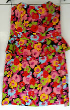New Look Party Sleeveless Floral Dresses for Women