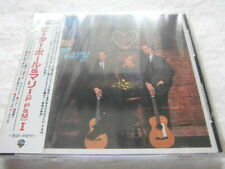 BRAND NEW!SEALED / Peter, Paul And Mary/ JAPAN CD / WPCP-3411 / 1990