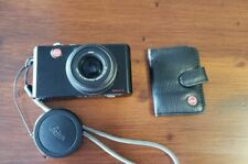 Leica D-LUX 3 10.0MP Digital Camera - Black With Charger. Barely Used READ!