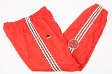 Très bon état vintage Adidas Nebraska Cornhuskers Survêtement Bottoms | Homme XL | Rétro 90 S