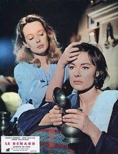 ANNE HEYWOOD SANDY DENNIS THE FOX 1967 VINTAGE LOBBY CARD #1 GAY INTEREST