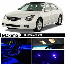 17x Blue LED Interior Light Package Kit for 2004-2008 Maxima