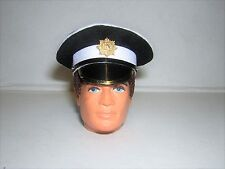 Banjoman 1:6 Scale Custom Coldstream Guards Peaked Cap For Action Man / GI Joe