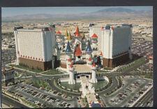 America Postcard - Nevada - Las Vegas - Excalibur Hotel & Casino    RR3728
