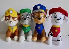 PAW PARTOL PLUSH BUNDLE PUP PALS (MARSHALL /CHASE/ ROCKY/ RUBBLE ) DOG TOYS