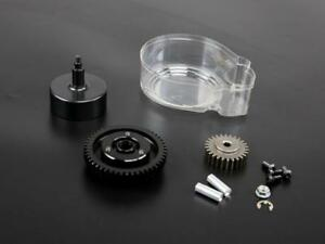 48T/26T metal super high speed gears set with clutch bell set For 1/5 hpi rovan