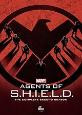 Marvel's Agents Of S.H.I.E.L.D. . The Complete Season 2 . Staffel . 6 DVD . NEU