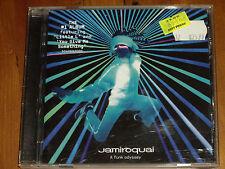 JAMIROQUAI *OZ CD ' A FUNK ODYSSEY ' 2001 VGC