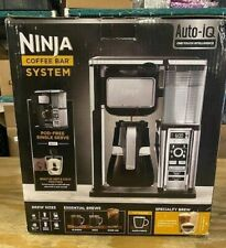 Ninja Coffee Makers, 50 oz, Silver NEW