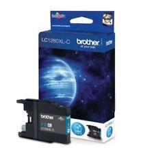 Brother LC1280XLC High Yield Cyan Inkjet Cartridge LC-1280XLC [BA69405]