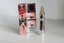 "Benefit Gimme Brow+ Volumizing Eyebrow Gel No. 3 ""Medium"" New In Box Free Ship"