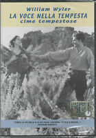 1 DVD FILM CLASSIC MOVIE-WUTHERING EIGHTS/CIME TEMPESTOSE,LA VOCE NELLA TEMPESTA