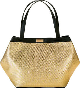 Versace Golden Tote Bag / Shopper / Beach / Holiday