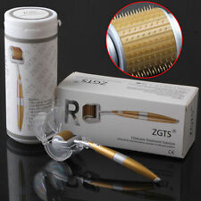 ZGTS Luxo rolo derme agulha para microlink terapia de agulhas de titânio cicatrizes de acne Lacrado