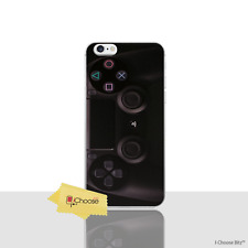 """Controller Case/Cover Apple iPhone 7 (4.7"""") / Screen Protector / Silicone / PS4"""