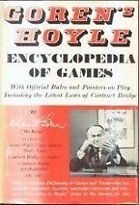 B0007DDX36 Gorens Hoyle encyclopedia of games;: With official rules and pointe