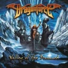 Valley of the Damned [Bonus DVD] by DragonForce (CD, Mar-2010, 2 Discs, Fontana Universal)
