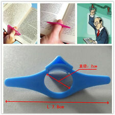 5 PC/pack Colorful Various Function Thumb Thing Book Page Holder and Bookmark