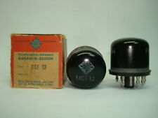 UCF12 TUBE. TELEFUNKEN BRAND. NOS / NIB. RC72