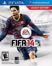 FIFA 14: Legacy Edition (Sony PlayStation Vita, 2013)