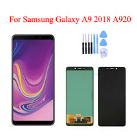 For Samsung Galaxy A9 2018 A920F LCD Display Touch Screen Digitizer Replacement