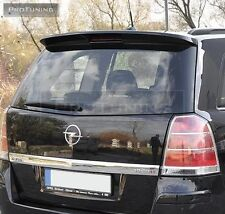 Opel Vauxhall Zafira B 05-11 Roof Spoiler OPC GSI TAILGATE REAR Heck Blende door