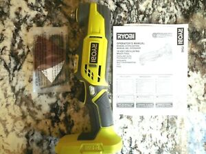 NEW Genuine RYOBI P343 18V 18-Volt ONE+ Multi-Tool with Accessories