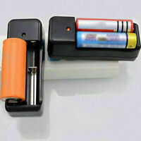 Universal Ladegerät für 3.7V 18650 16340 14500-wiederaufladbare-Li-ion Akku Q9C0