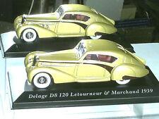 MAGNIFIQUE DELAGE LETOURNEUR & MARCHAND 1939 / IXO MUSEUM