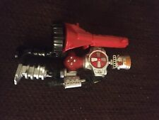 Retro Toys,Tyco Incredible Crash Test Dummies Junkbot Action Figure, Piston Head
