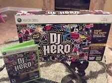 DJ Hero (Microsoft Xbox 360, 2009)