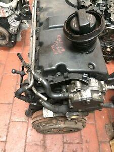 VW GOLF MK4 1.9 TDI COMPLETE ARL ENGINE WITH FLYWHEEL.(3)