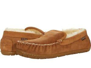 Man's Slippers L.L.Bean Wicked Good Slipper Venetian