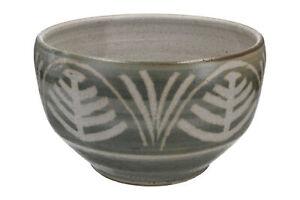 David Lane Abington Pottery Large Studio Pottery Bowl 29.5 cm wide 3.3 kg