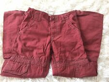 Red Boys Oldnavy Pant Size 7