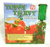 NEW TOPSY TURVY UPSIDE DOWN HANGING TOMATO PLANTER ~AS SEEN ON TV~