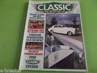 magazine de voitures de sport et classique Novembre 1984 #C1