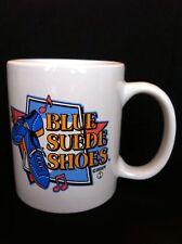 Elvis Presley Blue Suede Shoes Coffee Mug 2000EPE